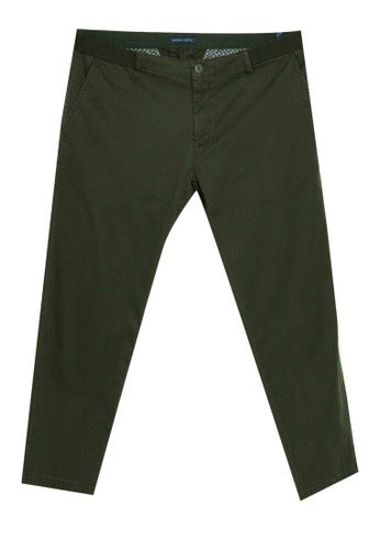 Andrew Smith green Celana 5 Pocket Fashion 6E509AA8020B3FGS_1