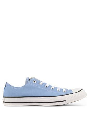Converse blue Chuck Taylor All Star Sneakers CO302SH0S964MY_1