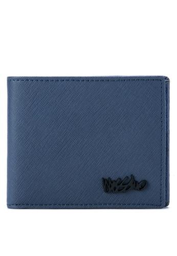 Mossimo navy Men's Wallets MO195AC0K4S2PH_1
