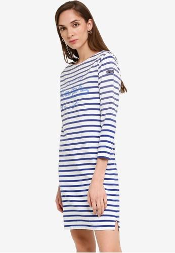 polo ralph lauren multi 3/4 Sleeve Mariners Dress 22B56AA870A5A0GS_1