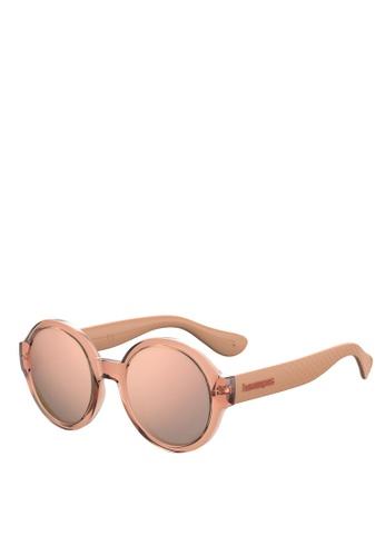 Havaianas pink Floripa/M Sunglasses 60E41GL369AAF3GS_1