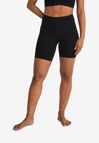 Mango black Breathable Sports Leggings 05D6AAA3DA43CAGS_1