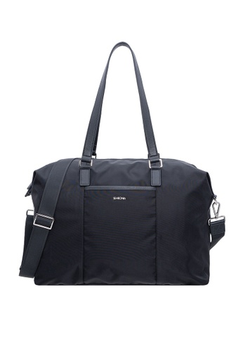 SEMBONIA black SEMBONIA Men Nylon Duffel Bag (Black) 57A82AC9A44044GS_1
