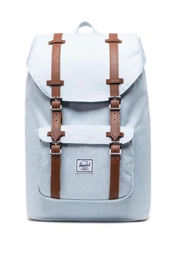 Herschel blue Little America Mid Backpack 59D84AC6691722GS_1