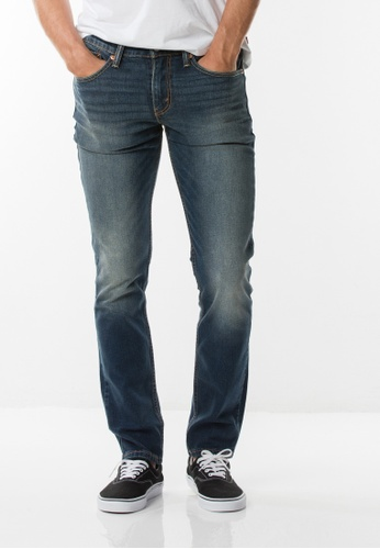 6ca6adf55bf Levi's blue Levi's 511 Slim Fit Jeans Men 04511-2403 DBE4AAA63A10D3GS_1.  CLICK TO ZOOM