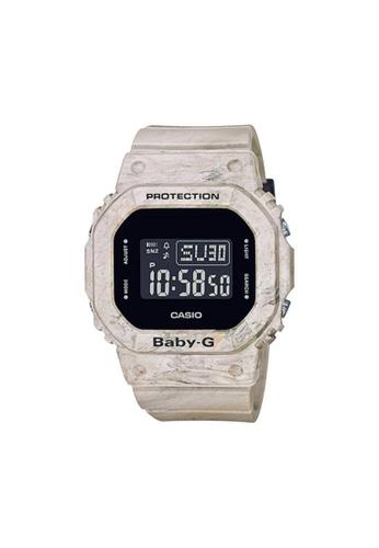 Casio white CASIO BABY-G BGD-560WM-5DR MARBLE UNISEX WATCH 9232EACADB48D7GS_1