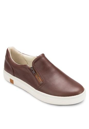 Timberland Amherst 側拉鍊便鞋esprit outlet hong kong, 女鞋, 鞋