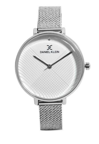 Daniel Klein silver Jam Tangan Wanita DK11814-1 Stainless Steel F0C6CACCB50482GS_1