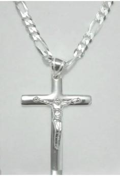 Men's Necklace Crucifix