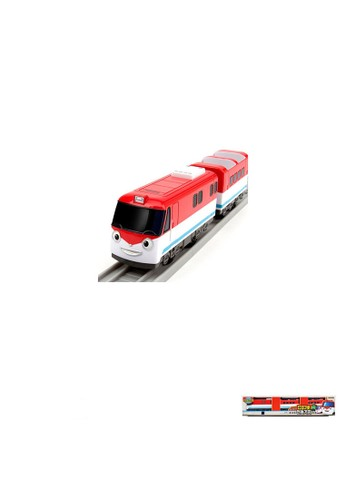 Titipo multi Iconix Titipo The Little Train TITIPO Train Set Electric Powered TPT118006 Korean Toys Animation D2F04THBCC72A2GS_1