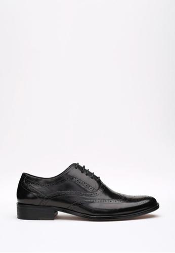 Kings Collection black Camden Derbies Shoes KI358SH77DFASG_1