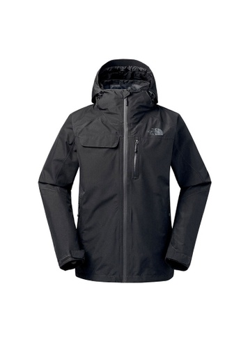 d25b65fb6fc5 The North Face black The North Face Men Fast Pack Gtx Jacket Black  Waterproof Jacket AB8EFAA107B10FGS 1