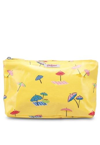 Cath Kidston yellow Sunny Parasols Zip Cosmetic Bag 60374ACC0BCB99GS_1