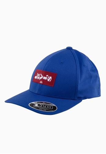 Levi s blue Levi s Logo Flex Fit Hat Men 38021-0188 0256BACD4000DEGS 1 7cbcd3696873