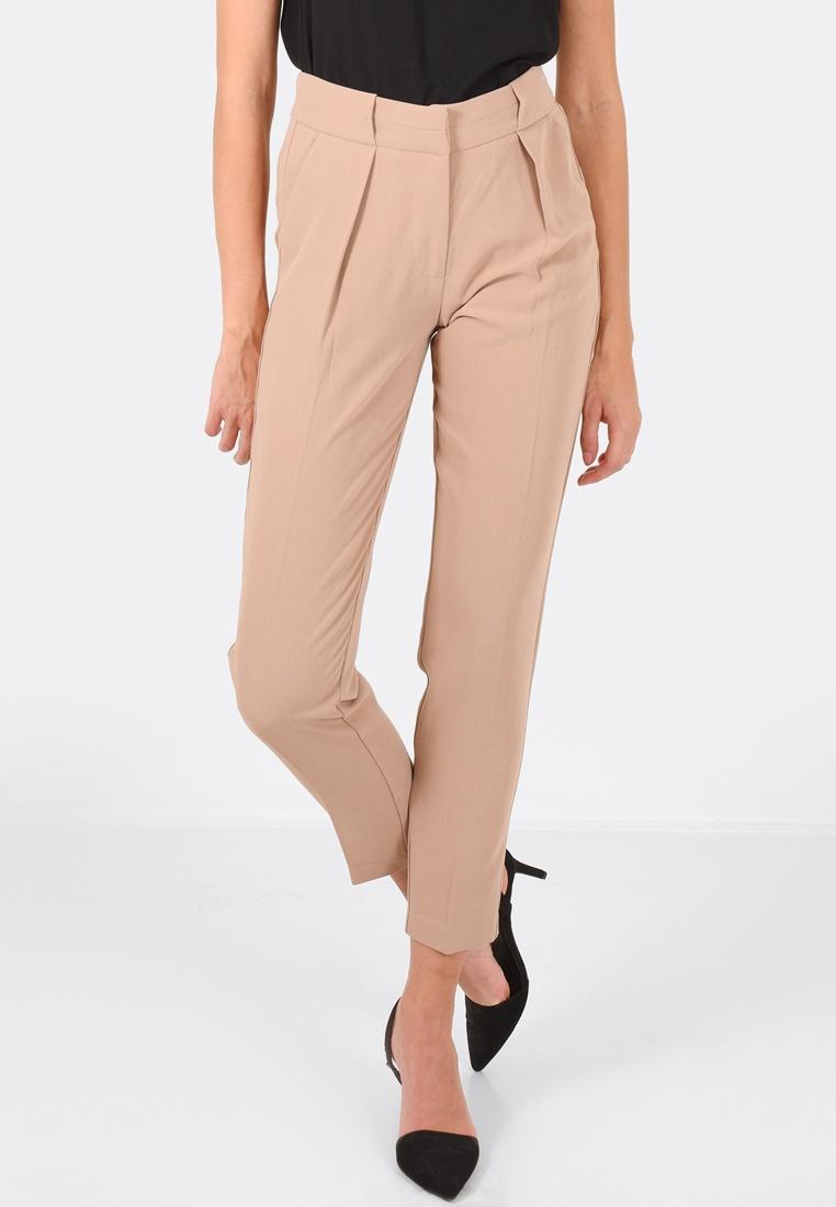 FORCAST Pants Suit Layla FORCAST Layla Layla Taupe FORCAST Pants Suit Taupe zzw5qrP