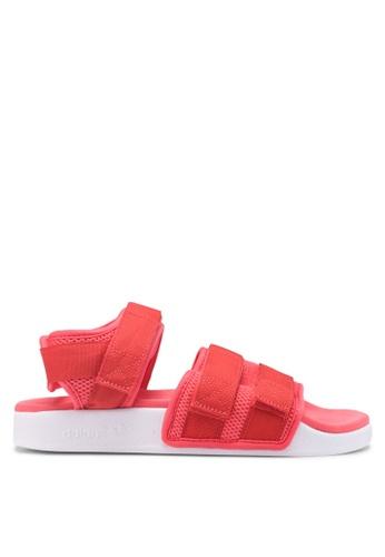 adidas 橘色 Originals Summer Adilette 2.0 涼鞋 1BE09SH74204A0GS_1