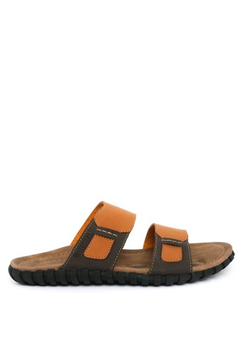Watchout! Shoes brown Sandal Slipon WA021SH0V7Y5ID_1