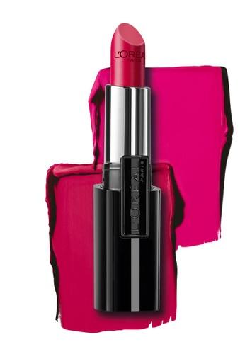 L'Oréal Paris pink L'Oreal Paris Infallible Le Rouge Lipstick - 212 Rambling Rose 745C1BEF70F4F5GS_1