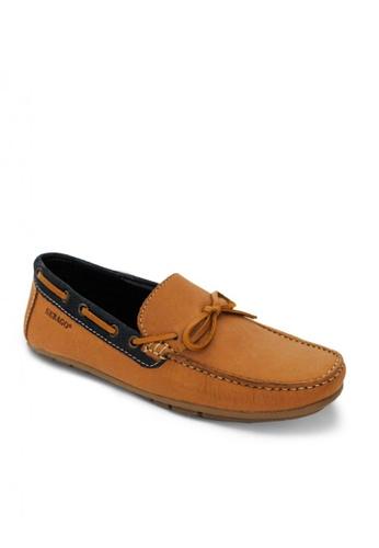 Sebago brown Men's Shoes Teide Tie 36770SH52DBD8EGS_1