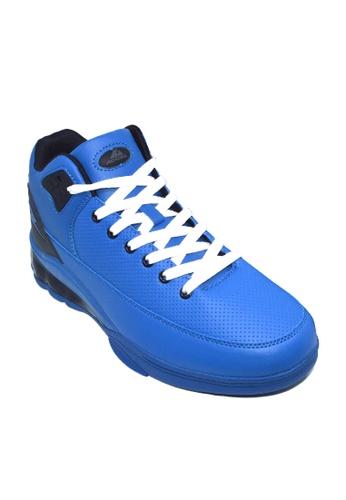 ACCEL blue Bb Gunner Basketball Shoes 8DC17SH89F0170GS_1