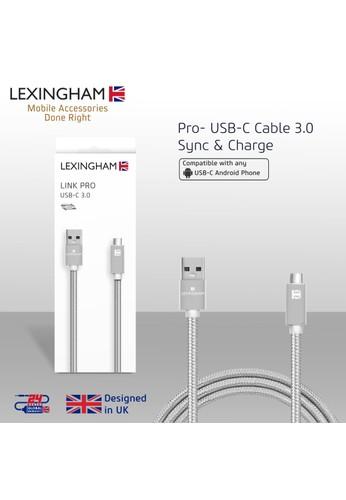 Travel Blue silver Lexingham Pro – USB-C Cable 3.0  L5760 DDE88AC8F678C2GS_1