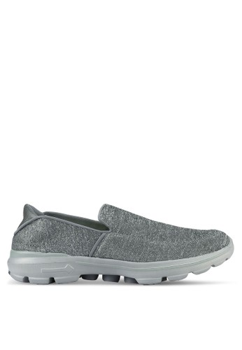 UniqTee grey Lightweight Slip-On Sport Shoes UN097SH0RS45MY_1