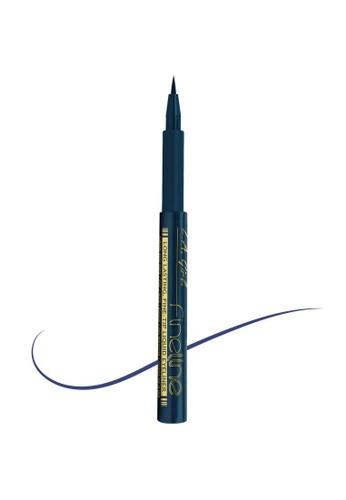 L.A Girl blue LA Girl Fine Line Liquid Eyeliner Dark Blue F013CBEB478E95GS_1