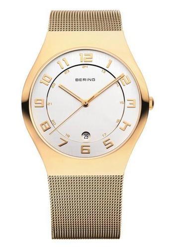 Bering gold Classic 11937-334 White 37 mm Women's Watch C0151AC15320AFGS_1