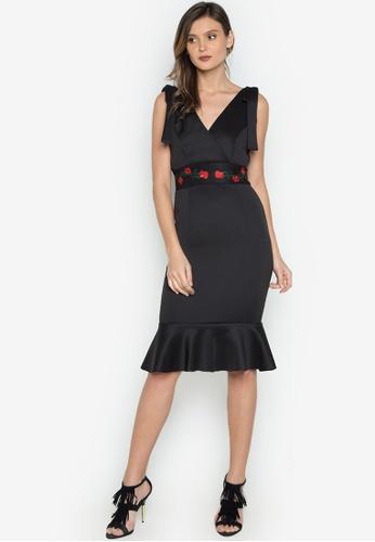 Madelaine Ongpauco Barlao black Elona Dress MA508AA0JNPRPH_1