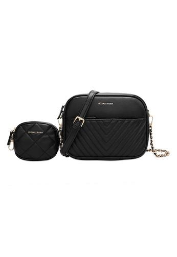 Bethany Roma black Bethany Roma Sling Bag - Black 31571ACE1C0B64GS_1