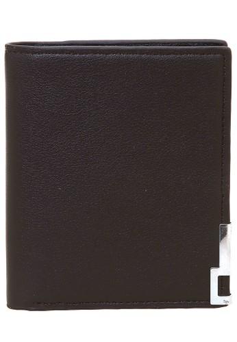 Baellerry brown Dompet Pria Model Lipat Casual Vertical Men Wallet Anti Theft Material Kulit ORIGINAL 7D811ACD197816GS_1
