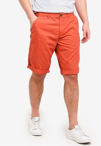 ESPRIT orange Woven Regular Shorts 72DD7AA23CD355GS_1