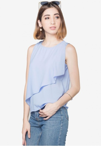 Sale Footaction Low Cost Sleeveless Top - it is real top by VIDA VIDA Wiute