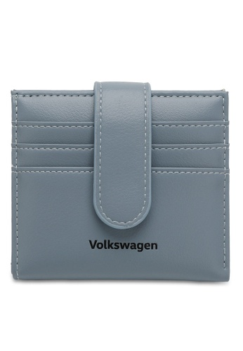 Volkswagen blue Faux Leather Mini Wallet BE8F5AC5A12059GS_1