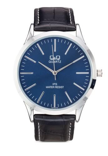 Q&Q esprit 會員C212J100Y 圓框手錶, 錶類, 飾品配件