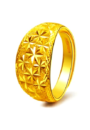 YOUNIQ gold YOUNIQ Premium Classical 24K Plated Ring (Gold) C507EACB076384GS_1