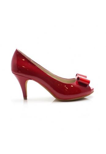 Elisa Litz red Hieu Heels (Red) EL365SH95ZIISG_1