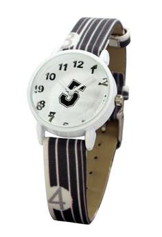 FHL Varsity #5 Women's Leather Strap Watch F-585