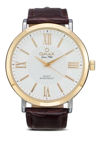 OAS115SG 羅馬數字圓框手錶, 錶類,esprit outlet 台灣 其它錶帶