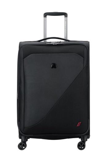 Delsey black New Destination Luggage 6CF40AC106496DGS_1