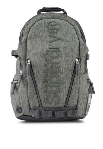 Superdry green Legend Tarp Backpack 60285ACA5624CCGS_1