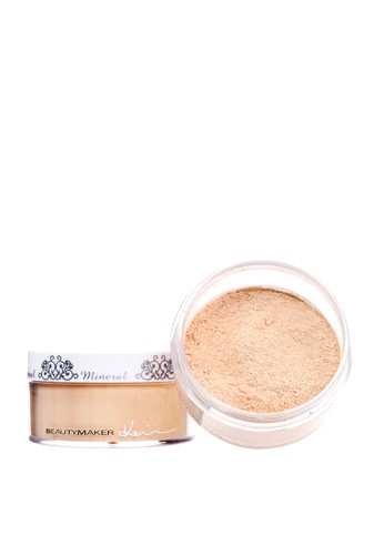 BEAUTYMAKER Mineral Finishing Powder - Beige BE114BE68XTJSG_1
