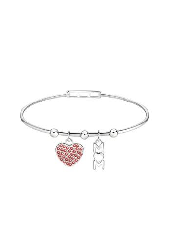 Morellato silver Morellato Enjoy Bracelet with Heart SAJE12 E74EFAC22CCFFAGS_1