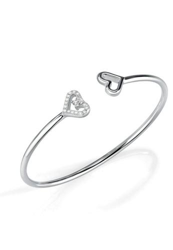 Morellato silver Morellato Cuori Heart Bracelet SAIV24 5634BAC145ACD6GS_1