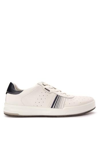 ECCO white Jack Sneakers EC876SH0JC8APH_1