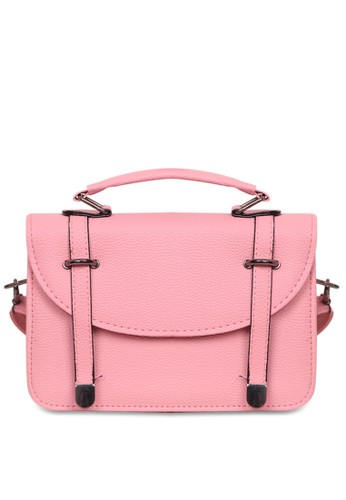 7fde4719138 Quincy Label pink Tas Sling Bag / Korean Fashion Aulia Hand Bag / Tas  Fashion Wanita