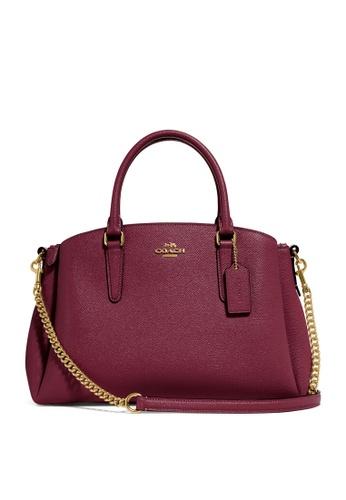 Coach red Sage Carryall Bag (cv) CA640AC5D97555GS_1