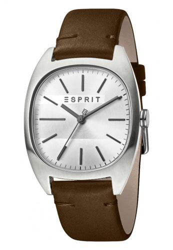 Esprit brown Esprit Men Infinity Silver Brown ES1G038L0015 113C3ACF66DE07GS_1