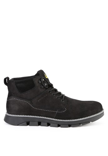 Pakalolo Boots black Boots Lace Up A2528SHEC7D54DGS_1