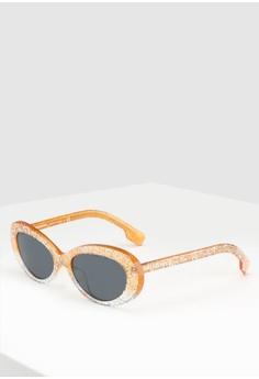 77c422e9ab0c Burberry orange Burberry BE4278F Sunglasses CDC3DGL583F487GS 1
